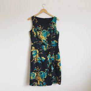 Banana Republic Ruffled Dress! & LOFT DRESS Bundle